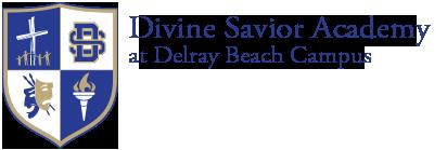 Divine Savior Academy - Delray Beach campus desktop logo