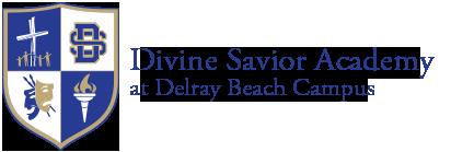 Divine Savior Academy - Delray Beach campus mobile logo