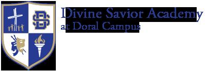 Divine Savior Academy - Doral campus desktop logo
