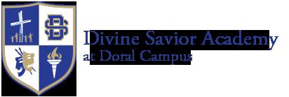 Divine Savior Academy - Doral campus mobile logo