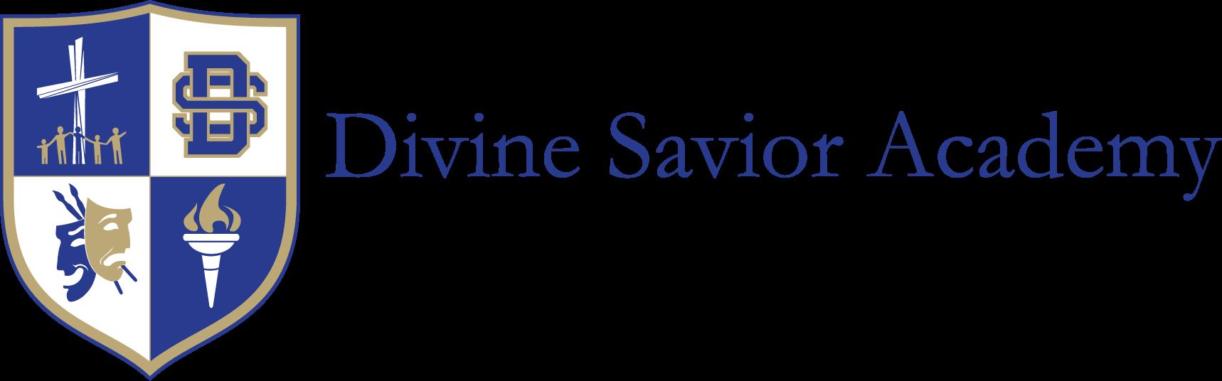 Divine Savior Academy - mobile logo