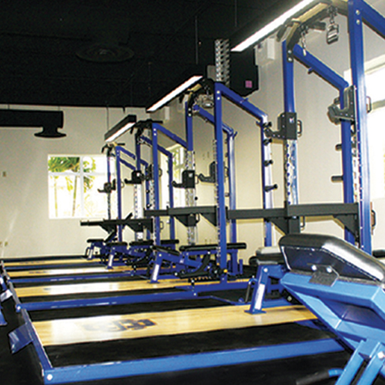 DSA Fitness Center
