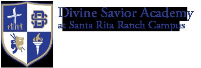 Divine Savior Academy - Santa Rita Ranch campus desktop logo
