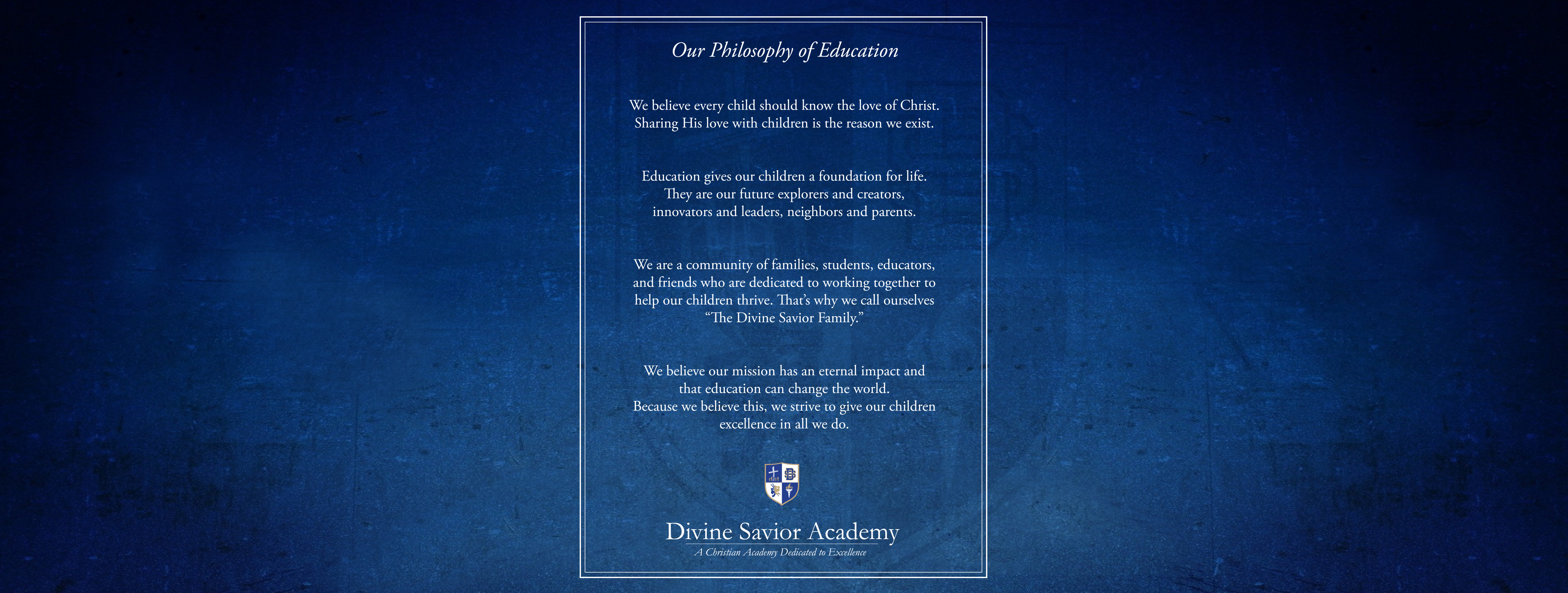 Divine Savior Academy at Santa Rita Ranch North