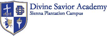 Divine Savior Academy - Sienna Plantation campus desktop logo